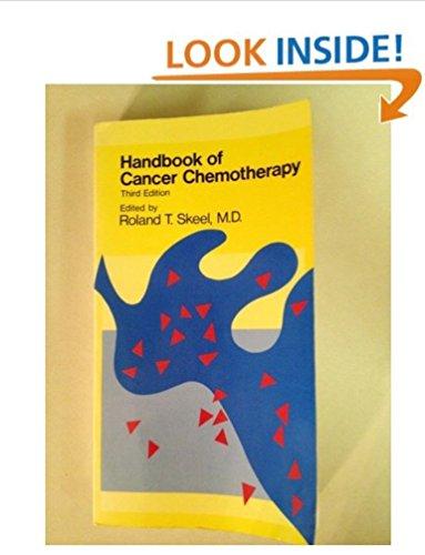 9780316795746: Handbook of Cancer Chemotherapy