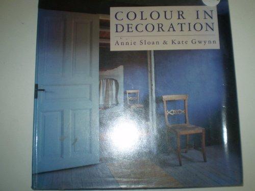 9780316798457: Colour In Decoration
