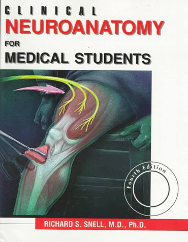 9780316801034: Clinical Neuroanatomy for Medical Students: English