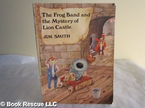 9780316801607: The Frog Band and the Mystery of Lion Castle