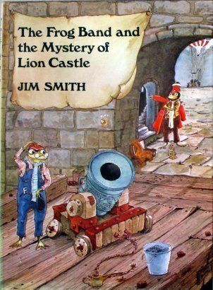 9780316801614: The Frog Band and the Mystery of Lion Castle