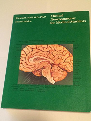 9780316801980: Clinical Neuroanatomy for Medical Students
