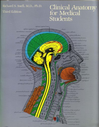 9780316802178: Clinical anatomy for medical students