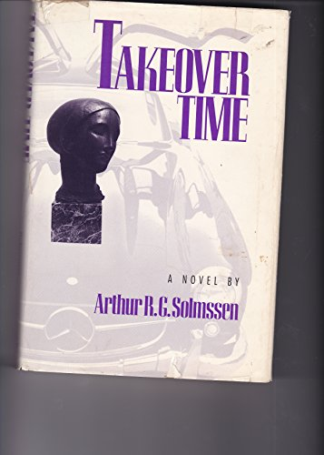 9780316803700: Takeover Time: A Novel