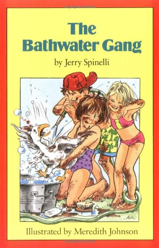 9780316807791: The Bathwater Gang (Springboard Books)