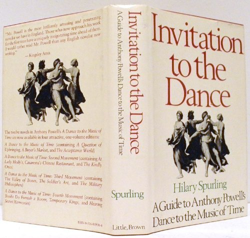 Invitation to the Dance: Spurling, Hilary