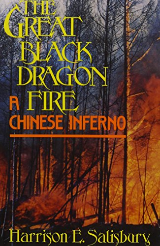 9780316809030: Great Black Dragon Fire: A Chinese Inferno