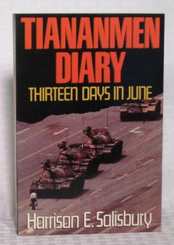 9780316809054: Tiananmen Diary