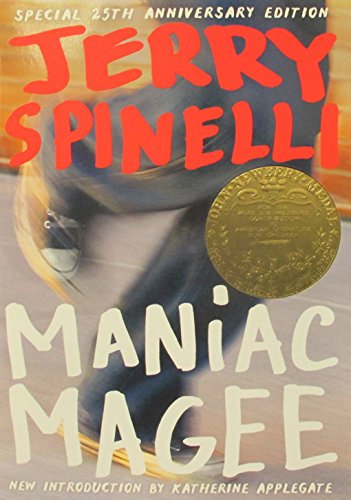 Maniac Magee: Spinelli, Jerry
