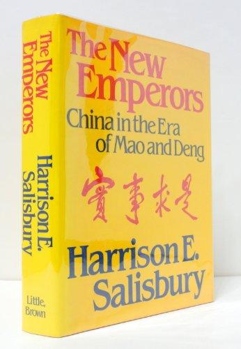 The New Emperors: China in the Era: Harrison E. Salisbury