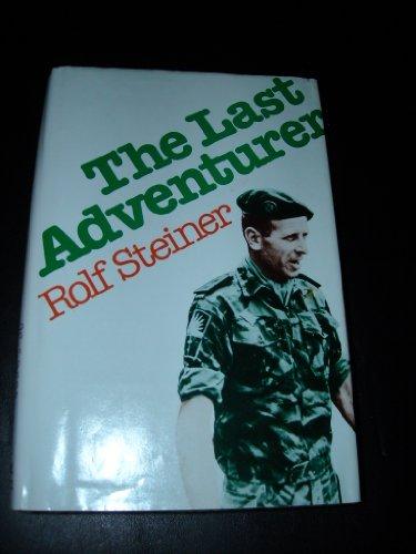 9780316812399: The Last Adventurer