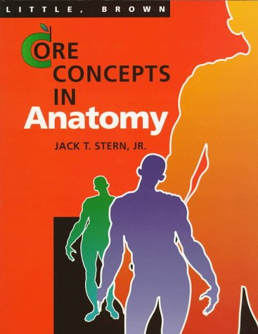 9780316812993: Core Concepts in Anatomy