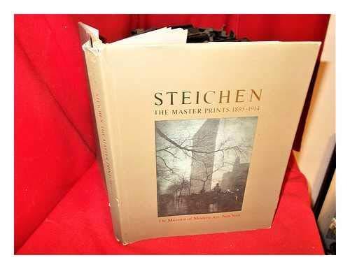 9780316814362: Steichen: The Master Prints 1895-1914