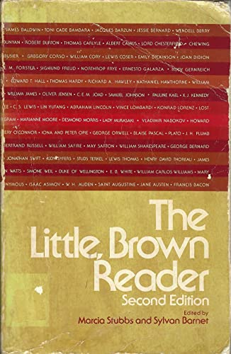 The Little, Brown Reader.: Barnet, Sylvan. & Stubbs, Marcia.