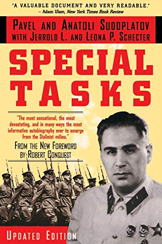 9780316821155: Special Tasks: The Memoirs of an Unwanted Witness-A Soviet Spymaster