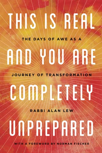 9780316830201: This Is Real and You Are Completely Unprepared: The Days of Awe as a Journey of Transformation