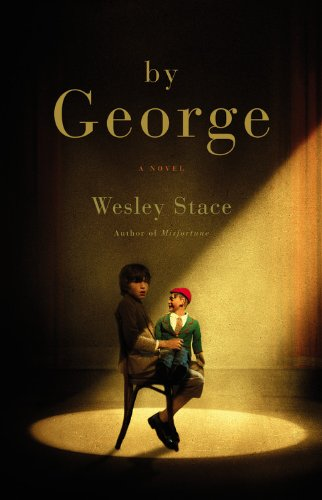 by George: A Novel, SIGNED BY AUTHOR