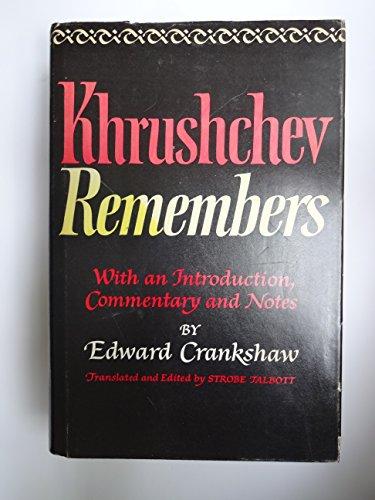9780316831406: Khrushchev Remembers