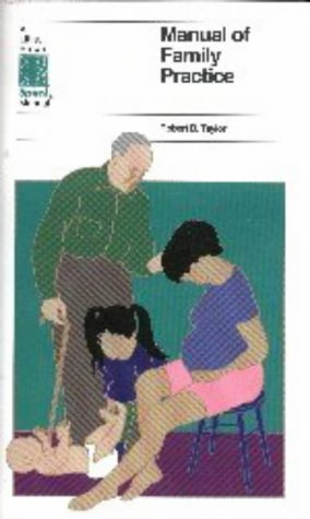 9780316833080: Manual of Family Practice
