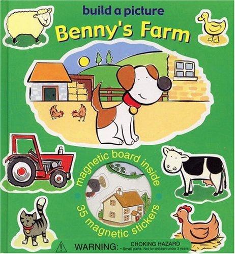 Build a Picture: Benny's Farm: Morris, Dewey