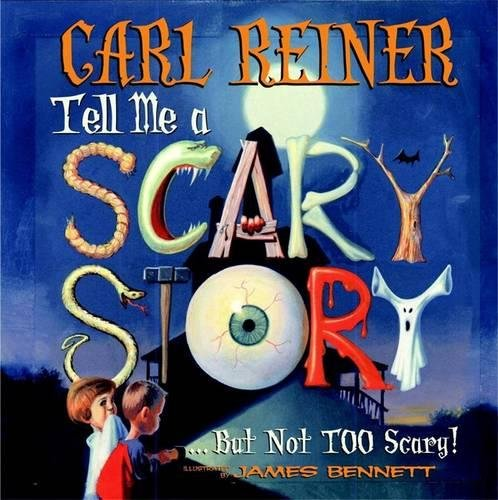 9780316833295: Tell Me a Scary Story... But Not Too Scary! (Book & Audio CD)