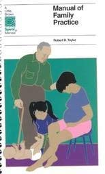 9780316833905: Manual of Family Practice (Spiral Manual Series)