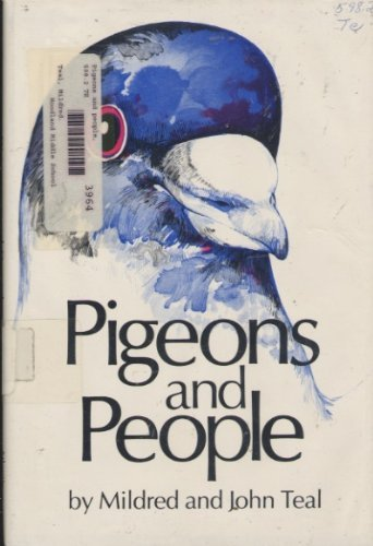 Pigeons and people,: Teal, Mildred