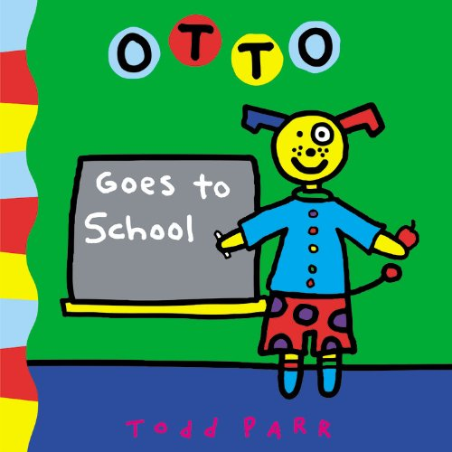 9780316835336: Otto Goes to School