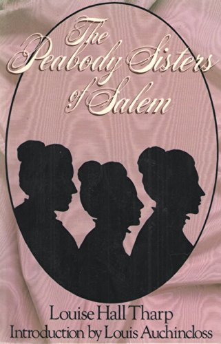 9780316839198: The Peabody Sisters of Salem