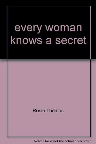 9780316841009: every woman knows a secret