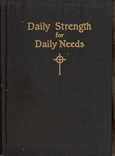 9780316845922: Daily Strength for Daily Needs