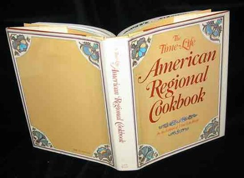 9780316846196: The Time-Life American regional cookbook