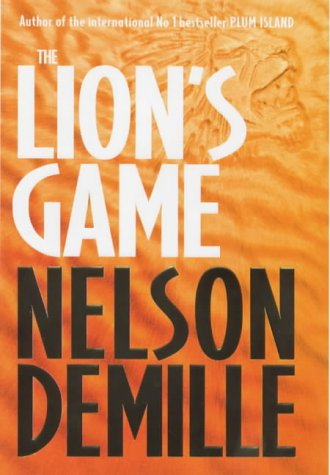 9780316848114: The Lion's Game: Number 2 in series