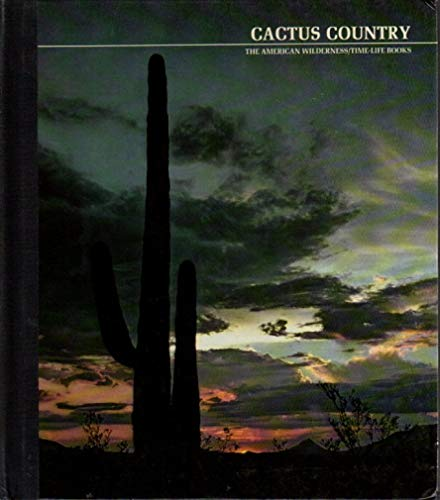 9780316848336: Cactus Country