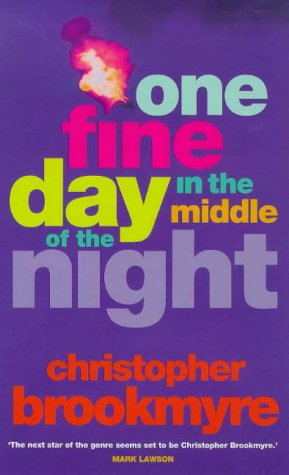 9780316848671: One Fine Day In the Middle of the Night