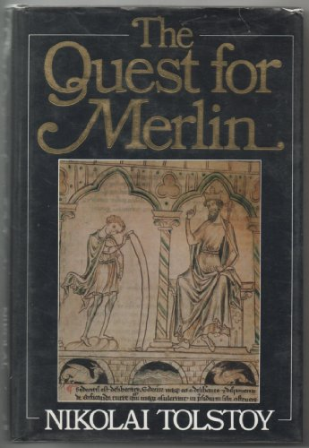 9780316850667: The quest for Merlin