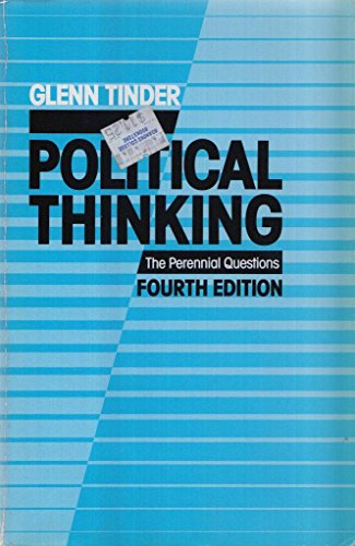 9780316850674: Political thinking: The perennial questions