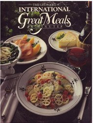 International Great Meals in Minutes: Time Life Books
