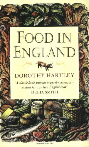 9780316852050: Food in England