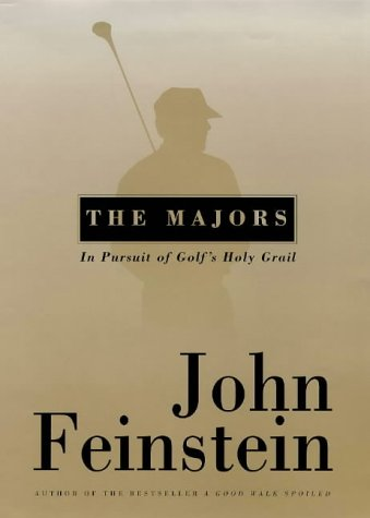 9780316852074: Majors/In Pursuit of Golf's Holy Grail