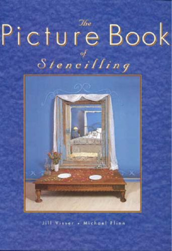 The Picture Book Of Stencilling: Flinn, Michael, Visser,