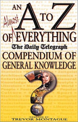 9780316854856: An A to Z of Almost Everything