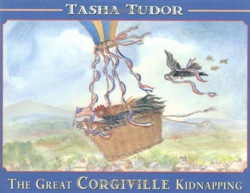 The Great Corgiville Kidnapping: Tudor, Tasha