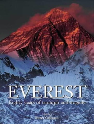 9780316856874: Everest: From Eighty Years of Human Endeavour