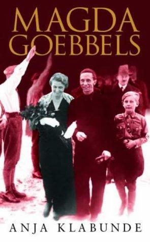 9780316859127: Magda Goebbels