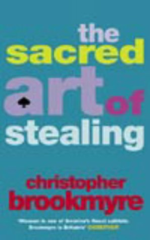 9780316859509: The Sacred Art of Stealing