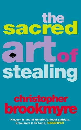 9780316859516: The Sacred Art of Stealing