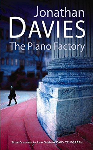 Piano Factory: Davies, Jonathan