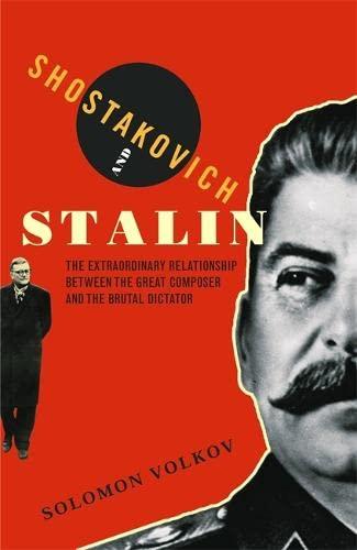 9780316861410: Shostakovich And Stalin