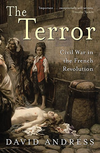 9780316861816: The Terror: Civil War in the French Revolution